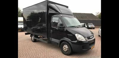 LKW Koffer Iveco Dally