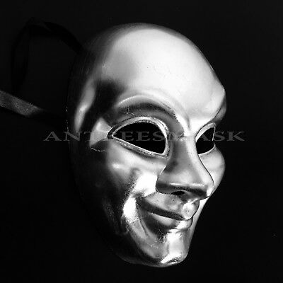 Venetian Antique Full Face Elegant Theater Dramatic Party Halloween Mask