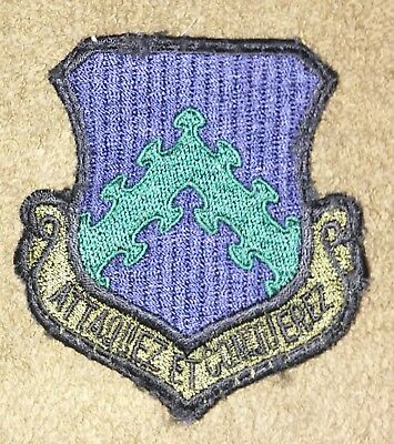 US Air Force 8th Fighter Wing OD Subdued Squadron Patch