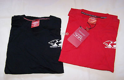Holden Racing Team HRT Boys Black Red Basic Printed T Shirt 2 Pack Size 14 New