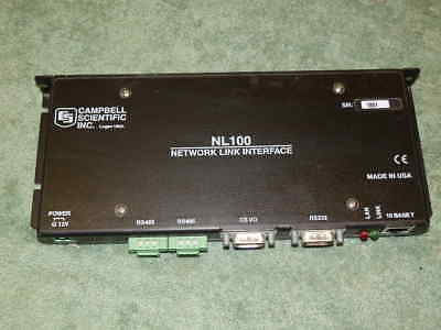 Campbell Scientific NL100 Network Link Interface