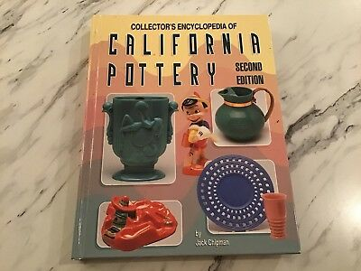 California Pottery Hardcover Resource Book