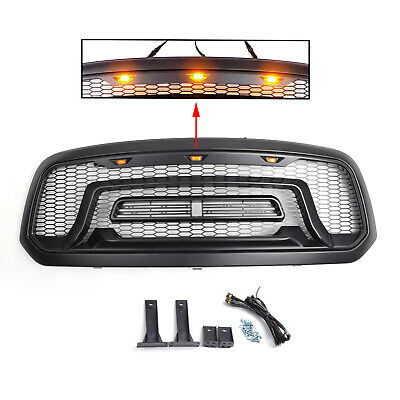 Fit For 2013 2018 Dodge Ram 2500 3500 Front Upper Matte