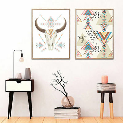 Art Print Picture Modern Abstract Canvas Painting Nordic Home Wall Poster Decor