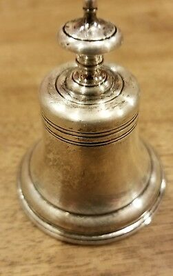 Tiffany & Co Sterling Silver MAKERS Bell