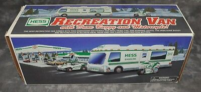 Hess 1998 Hess Recreation Van Box Only No Vehicles Or Packing Box Only
