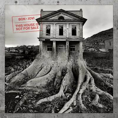 Audio Cd Bon Jovi - This House Is Not Deluxe