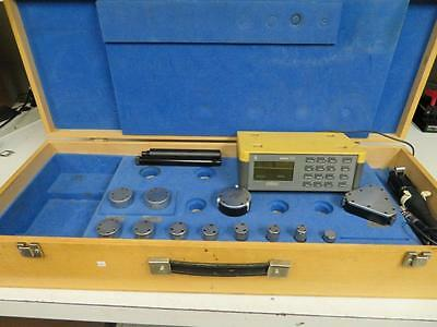 Fowler Bowers Digital Intrimik 3 pt Bore Micrometer 59 - 1.97, 3.94-4.3 FX11