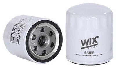 Turbocharger Oil Filter WIX 51288