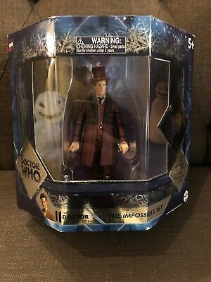 Doctor Who 11th Doctor The Impossible Set 2 Pack Action Figures NEW Toys Dr Who