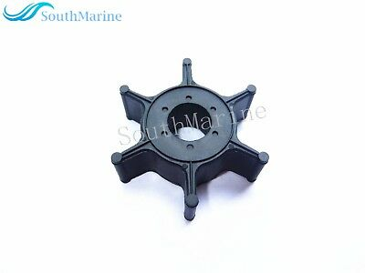 Boat Motor Water Pump Impeller 6E0-44352-00 for Yamaha 4HP 5HP Outboard Engine