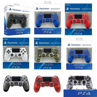 OFFICIAL  PS4 DUALSHOCK 4 WIRELESS CONTROLLER - NEW & SEALED - FREE POST Branded