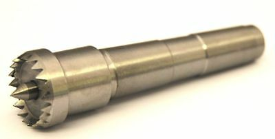 """Crown Drive Centre MT2 Shank 1"""" Head   51209110 Wood Lathe Turning Spring Loaded"""