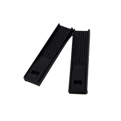 2PCS Plastic Saxophone Sax Reed Clips Reed Storage Case Wind Instrument Parts