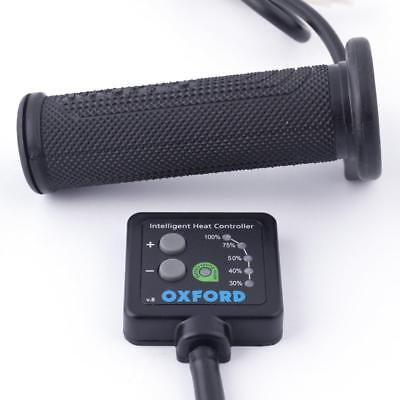 Hotgrips Premium Sports heated grips OXFORD Hotgrips Motorcycle