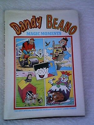 Dandy and Beano Magic Moments Comic Book. 1993 Excellent Condition