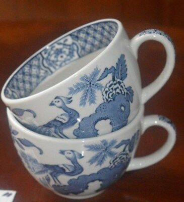 Wood and Sons Yuan TWO tea cups