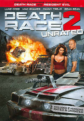Death Race 2 [Unrated Edition]