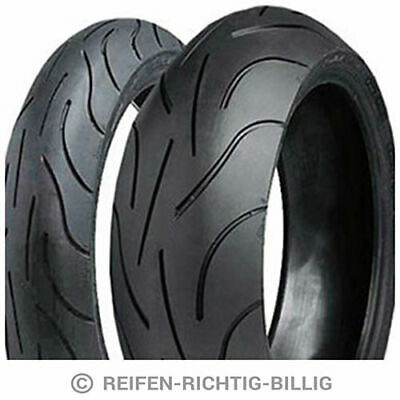 MICHELIN Motorradreifen 120/70 ZR17 (58W) Pilot Power 2 CT Front M/C