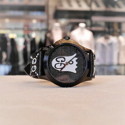 ca9ea60ea90 GUCCI YA1264018 GHOST G-Timeless 38mm Rubber Band Unisex Watch ...