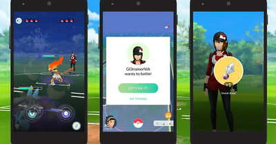 Pokemon Go/ Battle League 3 wins for the day! Get dust & chance at Sinnoh Stone!