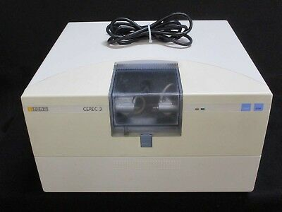 Sirona CEREC 3 - Dental Milling Machine for CAD/CAM Restorations - 000010537