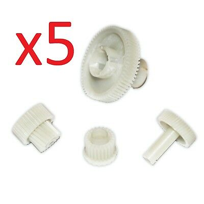 5X Parking Hand Brake Repair Kit For Range Rover Discovery Gear Actuator Sets