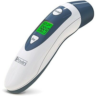 iProven Dual Mode Medical Forehead Ear Thermometer - BRAND NEW, UNOPENED BOX