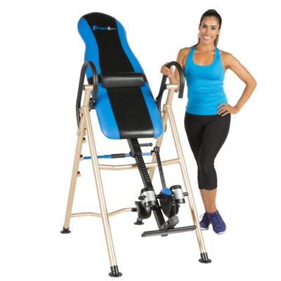 Fitness Reality  Inversion Table with SURELOCK Safety System and Lumbar Pillow