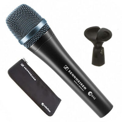 Sennheiser Evolution e945 Dynamic Super Cardioid Microphone DEMO GENTLY USED