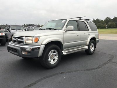 2000 Toyota 4Runner 4dr SR5 3.4L Manual 4WD PRE-LISTING...VERY RARE 5 SPEED WITH LEATHER / FULLY SERVICED / NEW PARTS