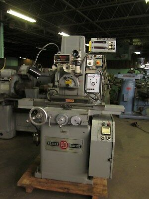 1984 Parker Majestic Mdl 2Zv Precision Surface Grinder / Optidress Wheel Dresser