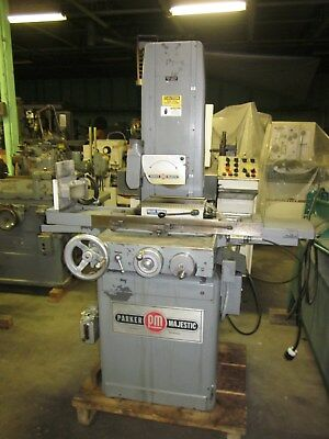 1968 Parker Majestic 2Z Surface Grinder