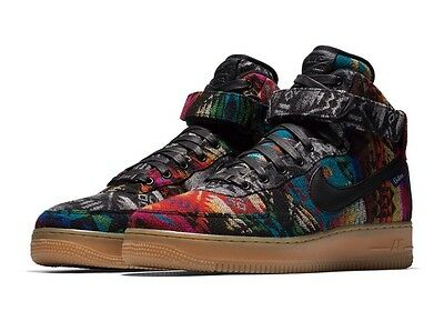 the best attitude 4dfec c3cf8 Nike Pendleton Air Force 1 High What The Size 8 Rare!