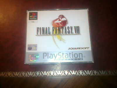FINAL FANTASY VII 7 PLATINUM ITA PAL RARO Vedi foto  Psx Ps2 rare ltd
