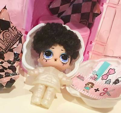 LOL Surprise Dolls HairGoals MISS JIVE Makeover Series 5, Soft Curly Hair NEW