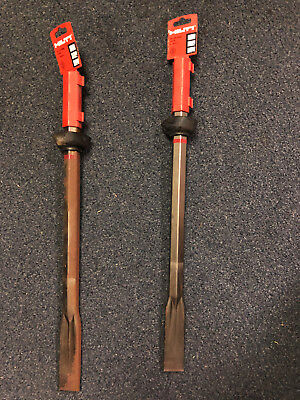 Hilti TE-SP FM 50 Flat Chisel 22mm 500mm Long 376496 Concrete Brick Masonry
