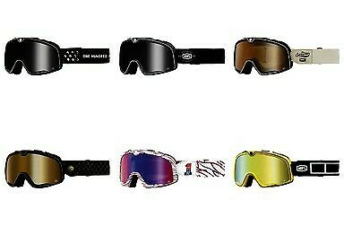 100% Barstow Goggles MX Moto Offroad - All Colors