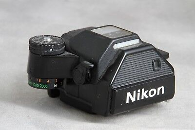 Nikon DP-2 Meter Prism for F2 System, EX++, Tested and Working