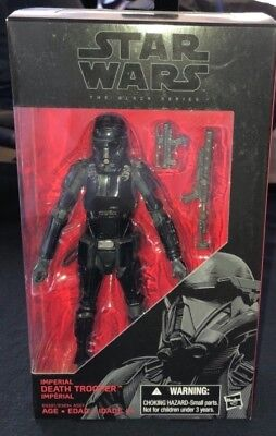 Star Wars The Black Series Imperial Death Trooper #25 Action Figure NEW 6 in