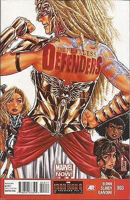 Marvel Comics FEARLESS DEFENDERS 2013 issue 3 *FREE POSTAGE* Deals for Multibuys