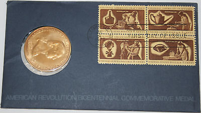 * 1972 Medal from US Mint Medals set George Washington