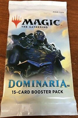 MTG - Dominaria 15 Card Booster Pack - (Sealed) - Quantity Discount
