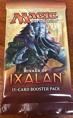 MTG - Rivals Of Ixalan - 15 Card Booster Pack - (Sealed) - Quantity Discount