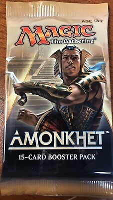 MTG - Amonkhet - 15 Card Booster Pack - (Sealed) - Quantity Discount