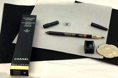 "Chanel Lip Pencil ""le Crayon Levres"" 05 Nude Or 57 Rouge Profond Bnib You Choose"