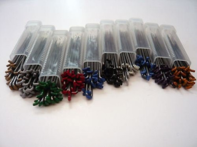 30 Mixed Felting Needles - 10 Different types - Triangular, Star, Reverse and