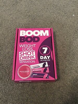 BoomBod 7 Day Weight Loss Drink