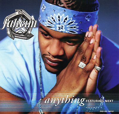 Jaheim ANYTHING Feat. Next (Promo Maxi CD Single) (2001) RARE