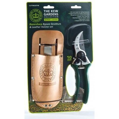 Spear & Jackson Secateur and Holster Set